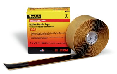 2228 3M Scotch® Rubber Mastic Tape 2228